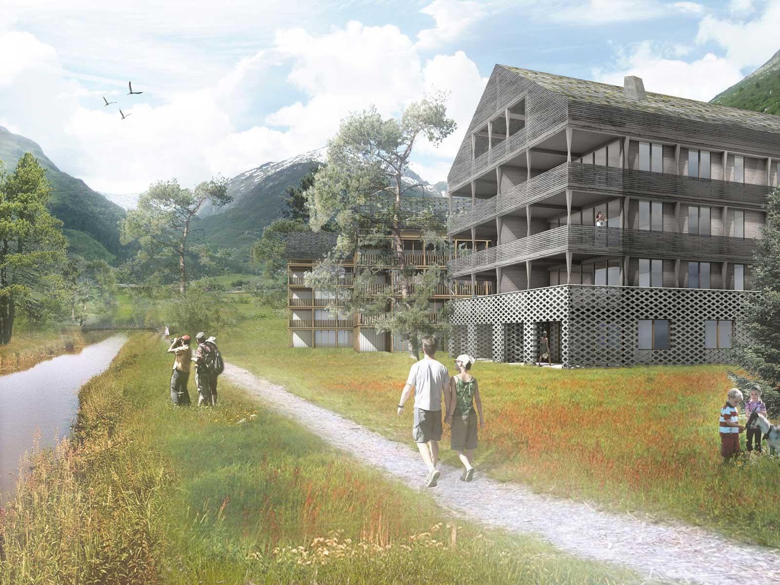 Müller Sigrist Architekten AG, Zürich