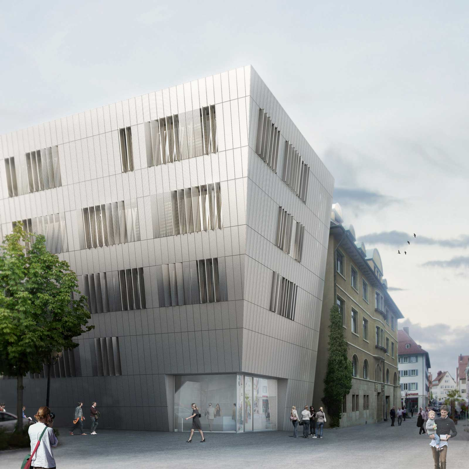 Architekturbüro Gruppe Sieben, Stuttgart