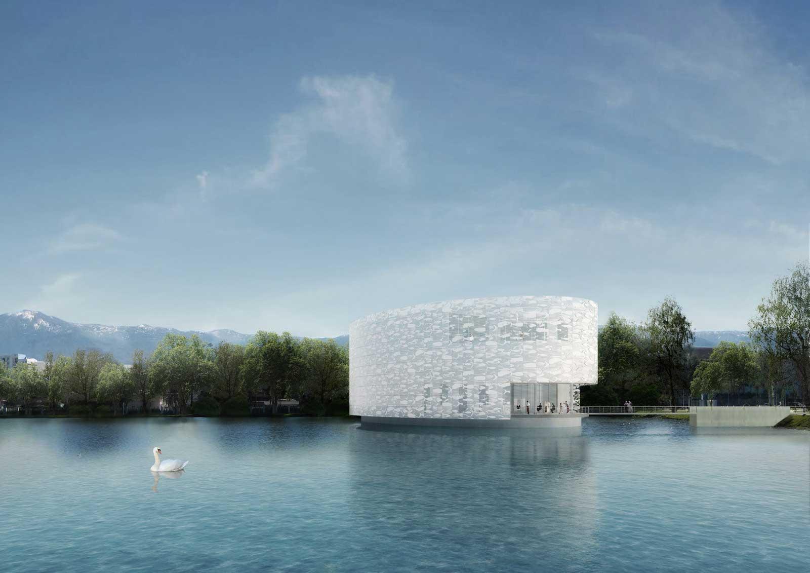 Drei Architekten, Stuttgart