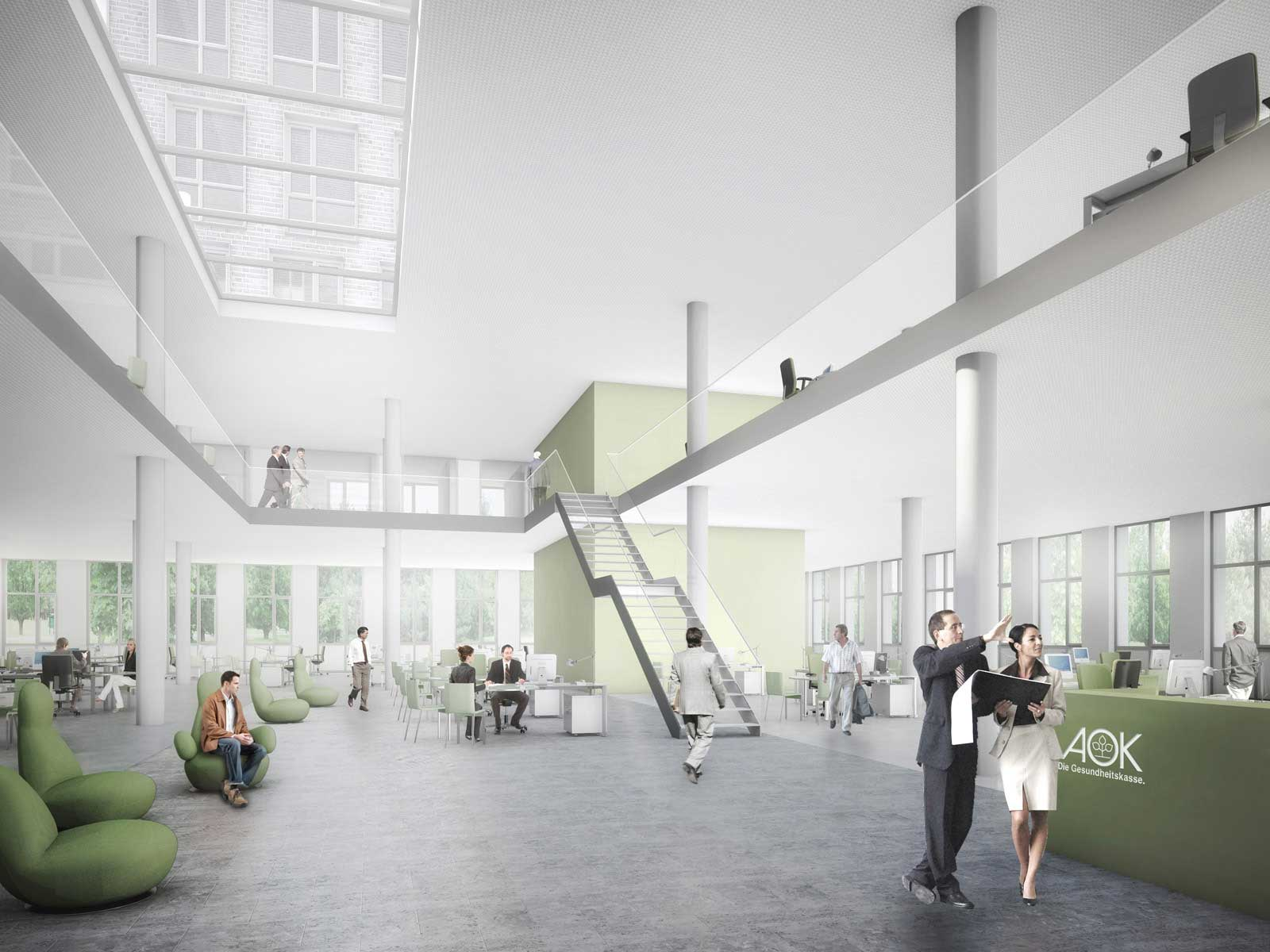 Wöhr Mieslinger Architekten, Stuttgart