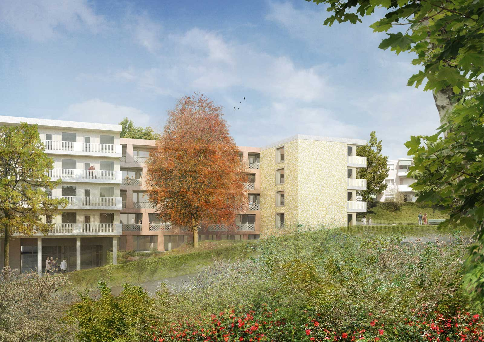 Gret Loewensberg Architekten GmbH, Zürich