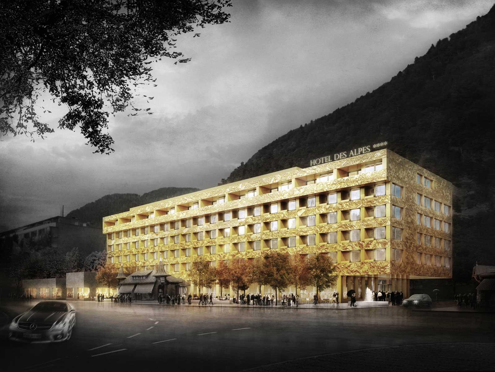 Bollhalder Eberle Architektur, St. Gallen